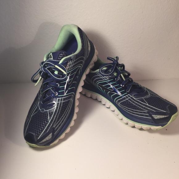 c0d98d83e5ac6 Brooks Shoes - BROOKS Glycerin 12 Running Training Shoes 7.5 D
